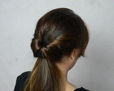inverted-ponytail