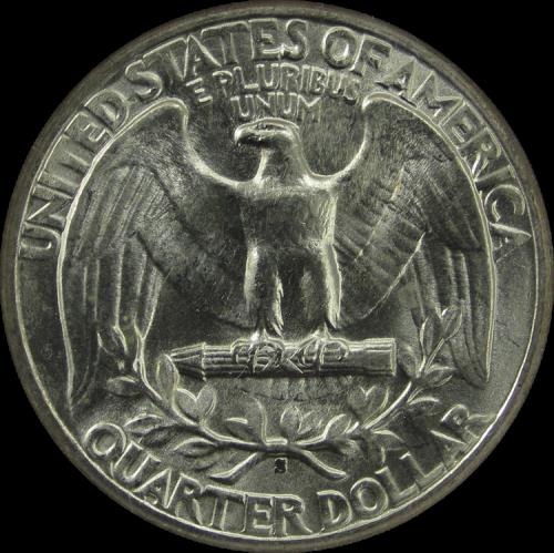 washington_quarter_silver_1944s_reverse