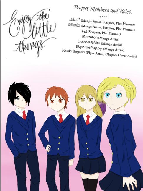 Anime: Little ThingsManga