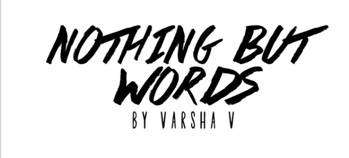 Poetry Slam: Nothing ButWords